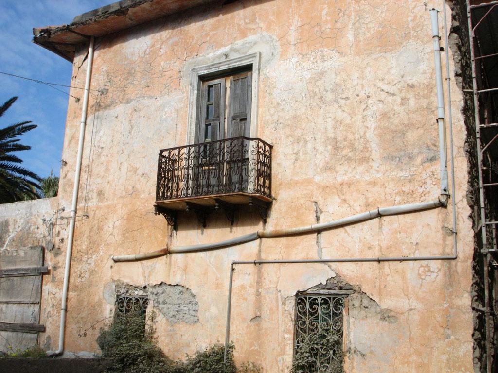 Progetto per il restauro conservativo di un immobile da for Restauro conservativo