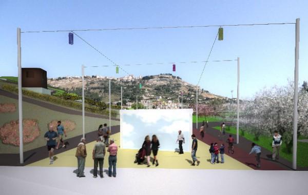 Concorso internazionale per la realizzazione del parco urbano del comune di Enna – Enna bassa – S.Anna Enna