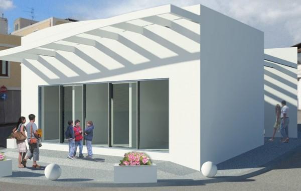 Progetto per la realizzazione del terminal portuale Sottomonastero – Porto Sottomonastero Lipari