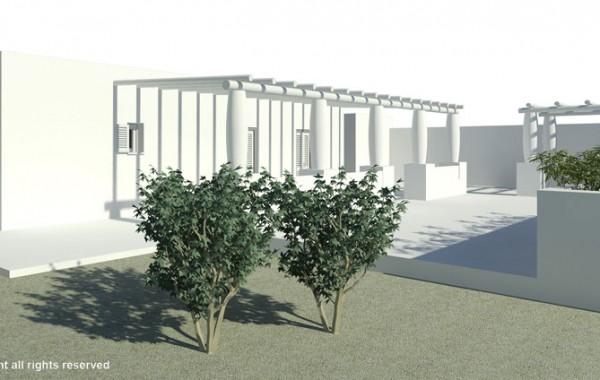 Progetto per la ristrutturazione di un immobile in localita' Quattropani  – Lipari